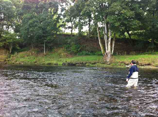 Scotland Has Some Of The Very Best Salmon Fly Fishing Venues